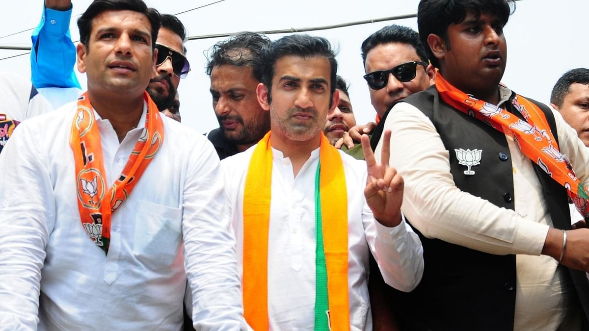 'Century on Debut', Gautam Gambhir Wins East Delhi Seat