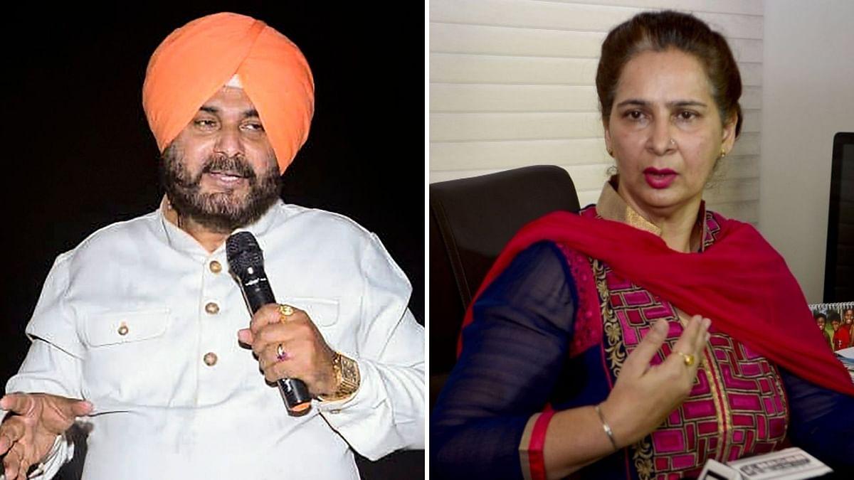 'She'll Not Lie': Sidhu Backs Wife on Her Denial of Ticket Remark