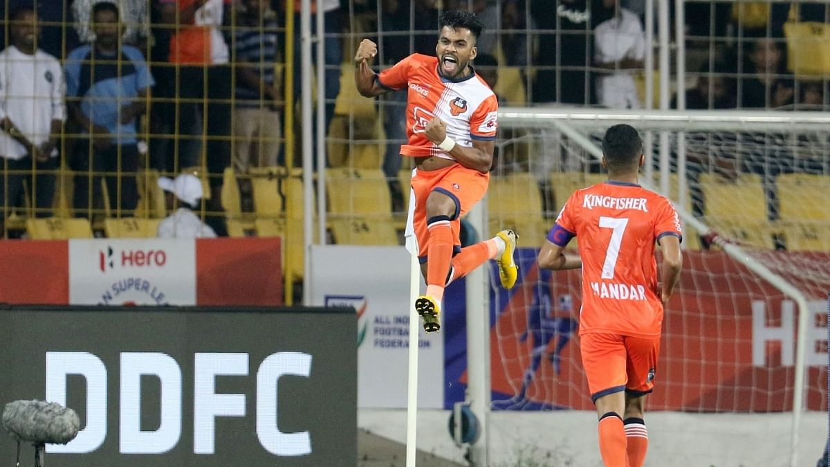 Fernandes Commits to Long-Term Deal With FC Goa