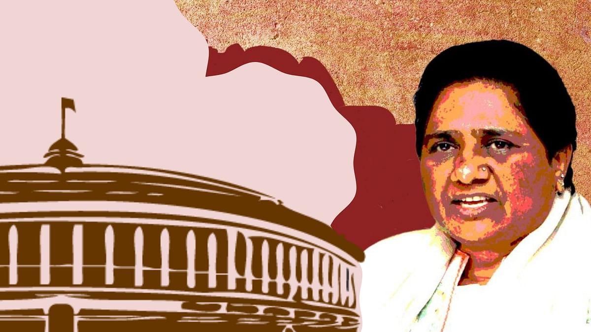 Mayawati Hints at PM Ambitions, Says Time to Chant 'Jai Bhim'