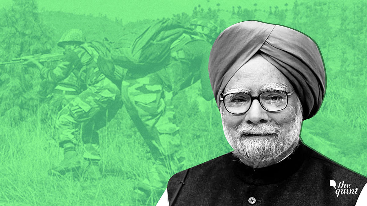 'Surgical Strike' A Misnomer, Trans-LoC Raids Took Place Under UPA