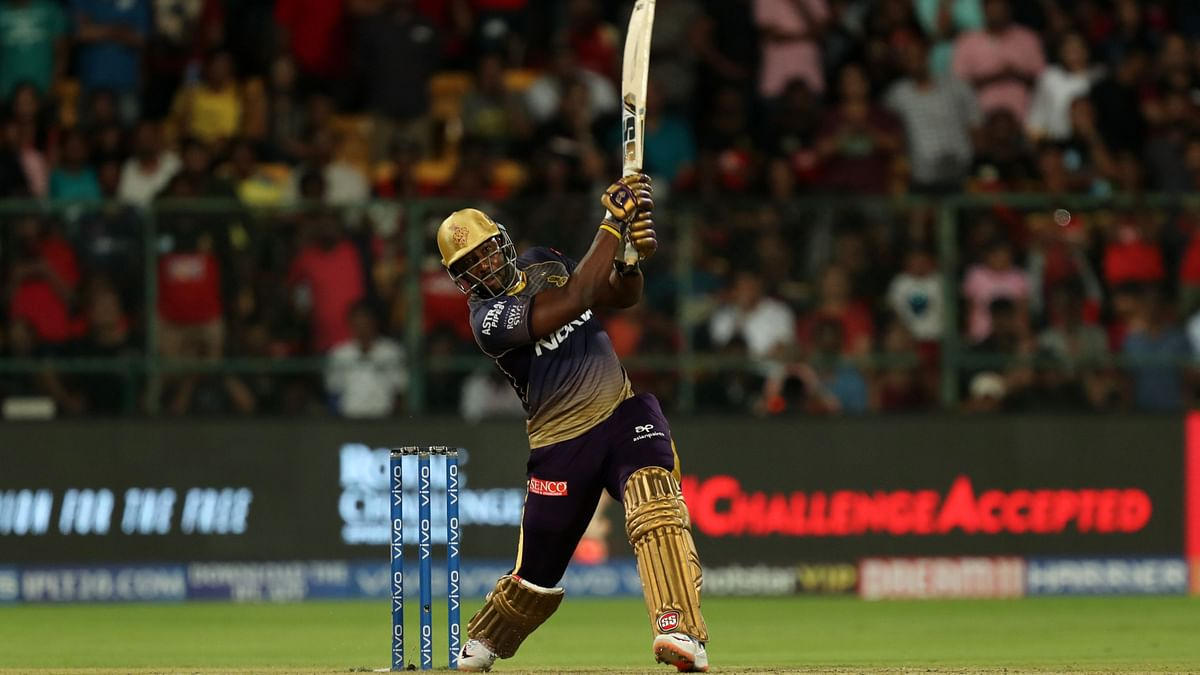Andre Russell was the MVP of the 2019 IPL season.