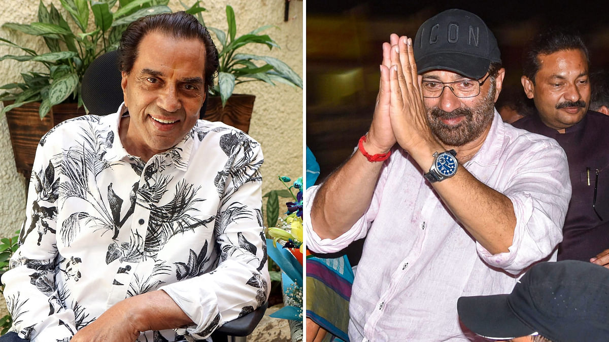 Wouldn't Have Made Sunny  Fight If I Knew About Jakhar: Dharmendra