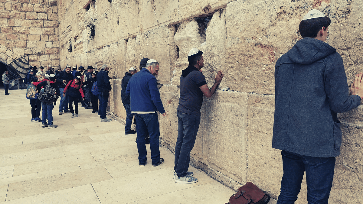 24 Hours in Jerusalem, A City That Marries the Old to the New
