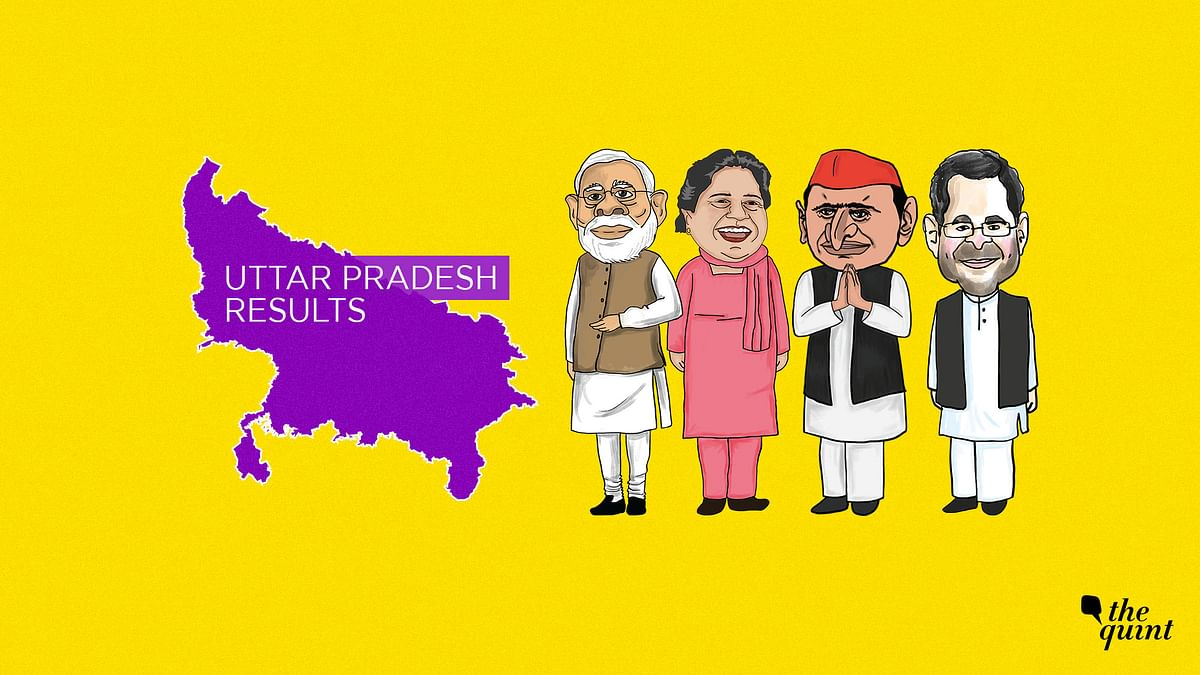 UP Elections: BJP Reigns Supreme With 62 Seats, Rahul Gandhi Loses