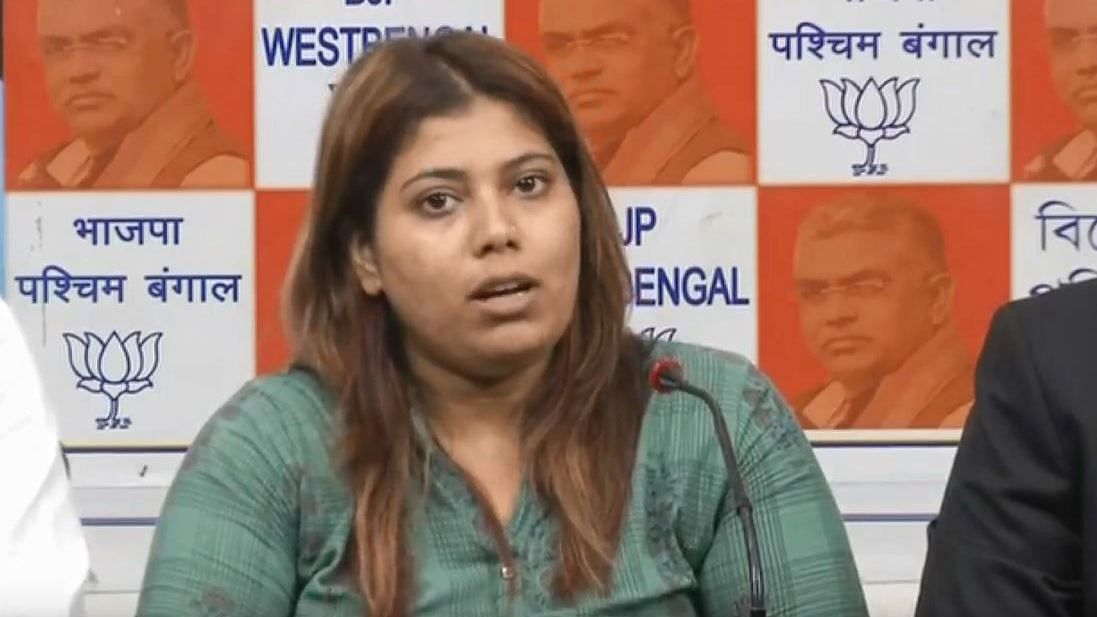 No Regrets, Won't Apologise:  BJYM's Priyanka Sharma After Release