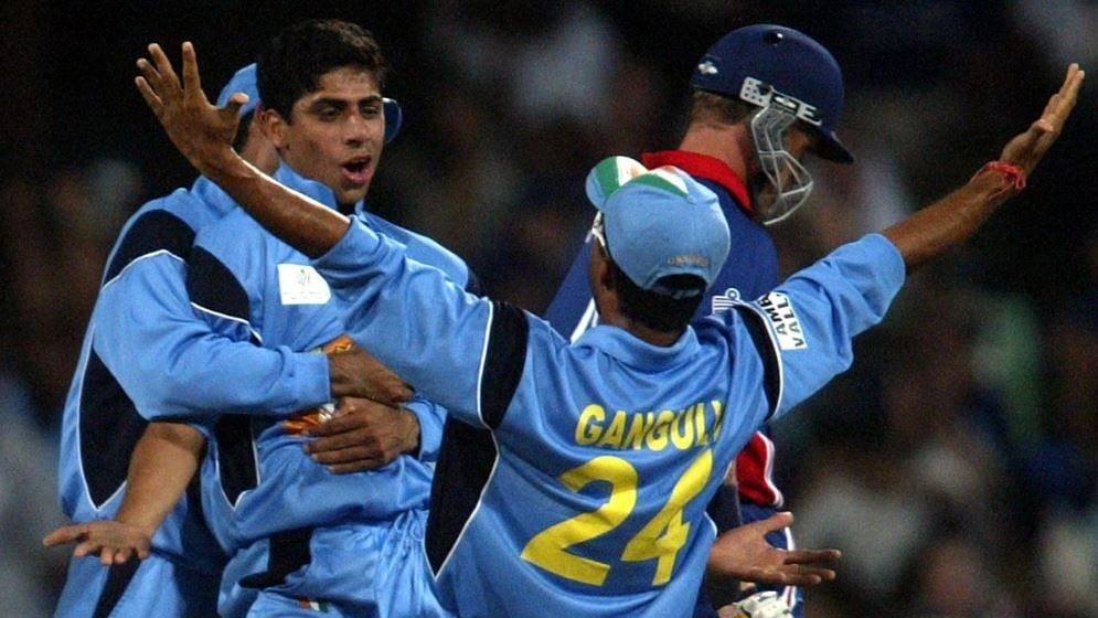 Nehra left the English batting order crippled as India defended the total of 250 and won the game by 82 runs.
