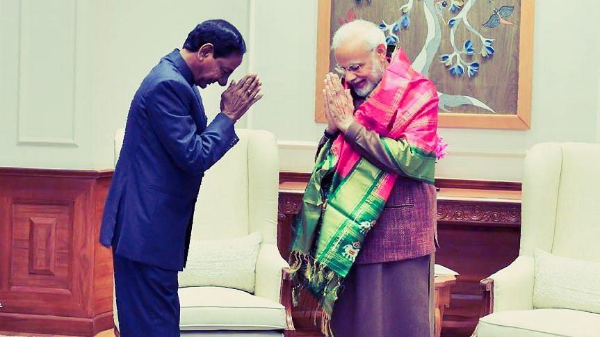 Huge Upsets in Telangana Lok Sabha Results: Modi Breaches KCR Fort