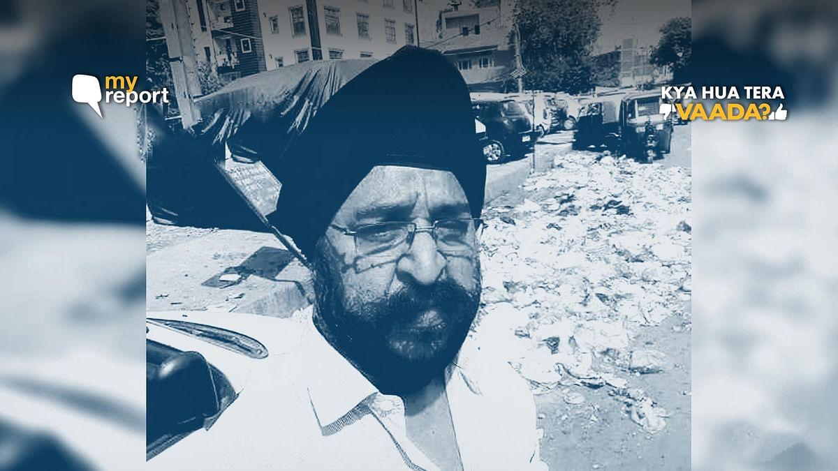 My question to  Delhi's netas – kya hua tera vaada?