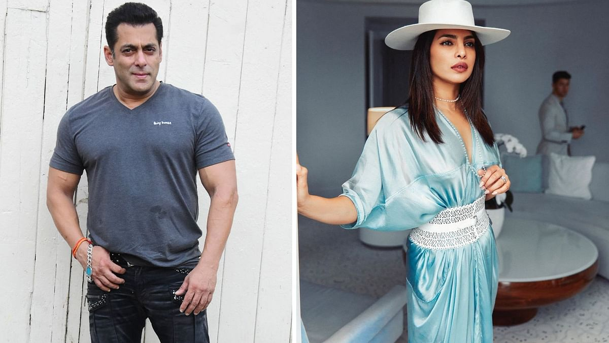 Did PeeCee Take a Dig at 'Bharat' at 'The Sky Is Pink' Wrap Party?