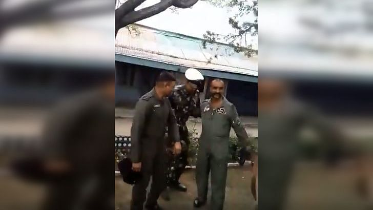 Video Shows Wing Commander Abhinandan Back on Active Duty