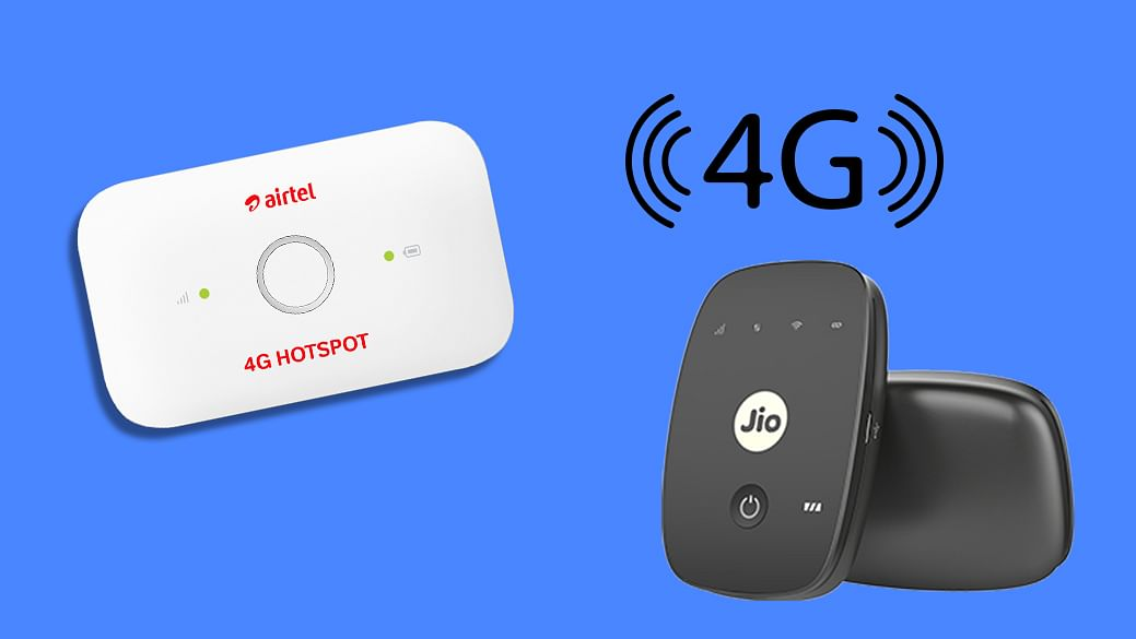 Is picking an Airtel 4G Wi-Fi dongle better or worth going for Jio's device?