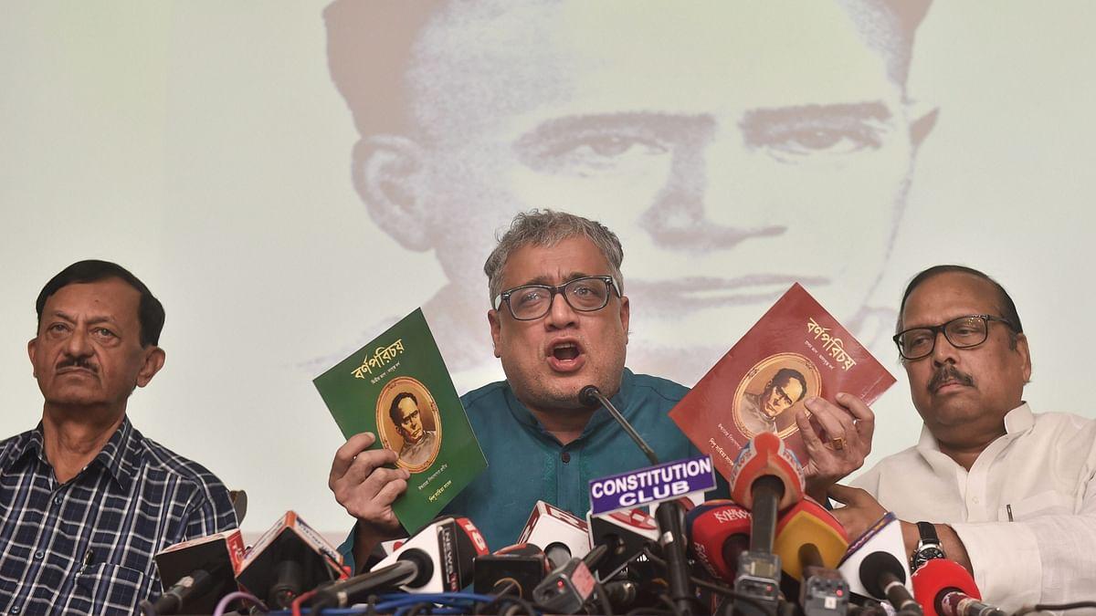 Whodunnit Over Vidyasagar Statue Vandalism: BJP, TMC Share 'Proof'