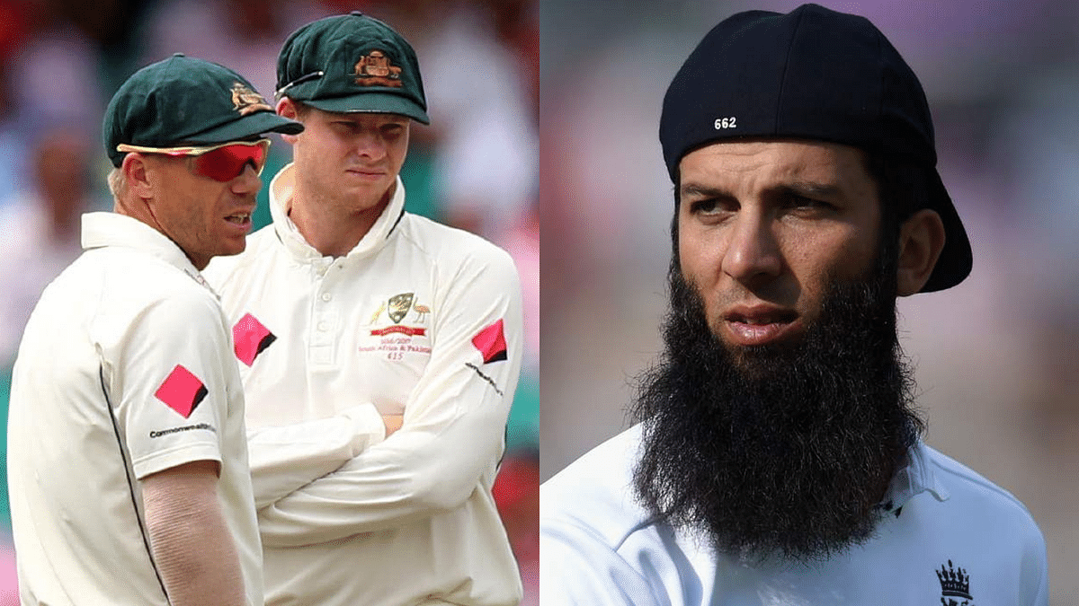 Don't Get Personal with Smith, Warner: Moeen Ali Urges Fans