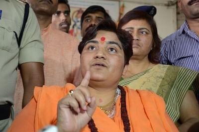 Sadhvi Pragya calls Godse 'deshbhakt', BJP condemns statement