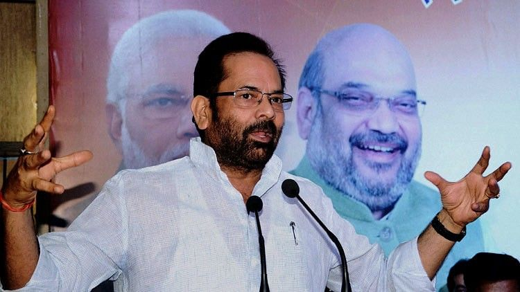 'Muslims Can't Be Blamed for A Group's Crime': Naqvi on Tablighis
