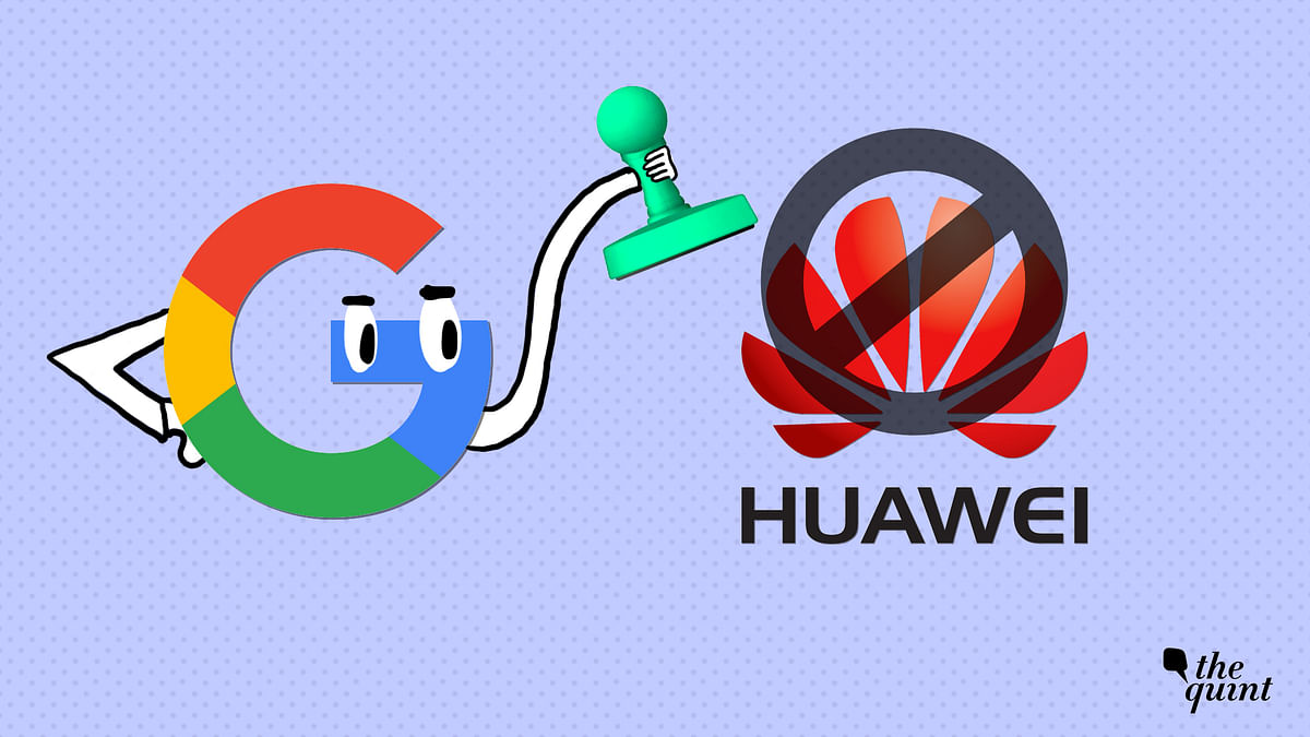 Huawei Could Seek An Indian Startup's Help to Fight Off Google Ban