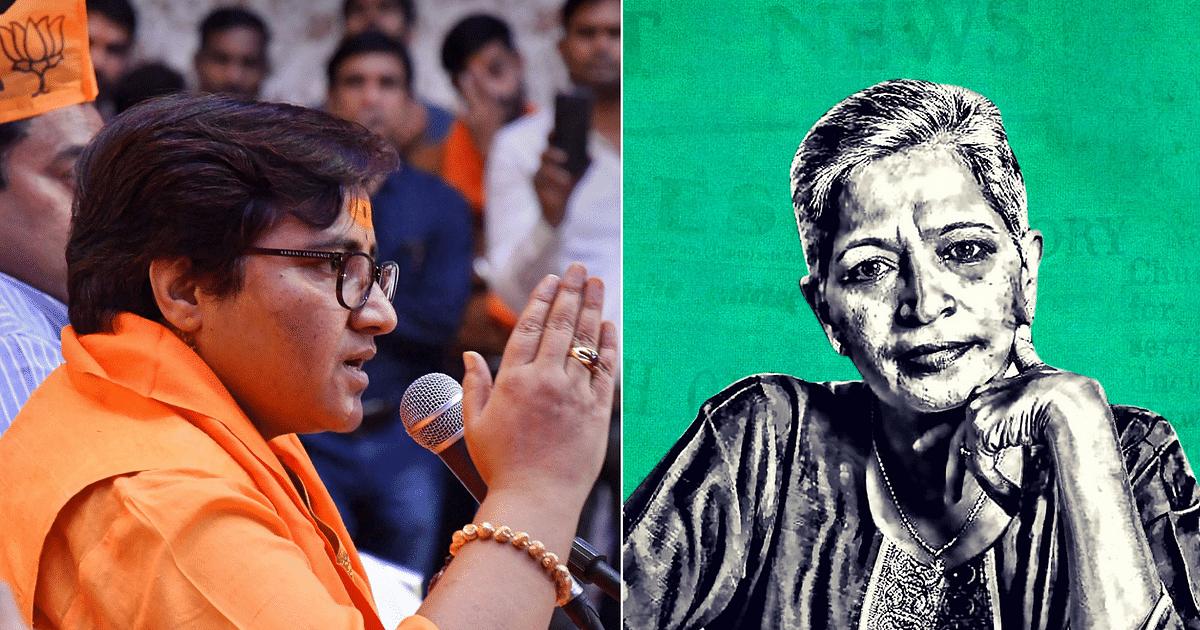 SIT Denies Report Linking Pragya, Gauri Lankesh & 'Bomb