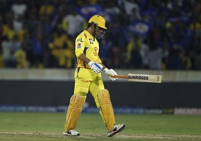 Hyderabad: Chennai Super Kings