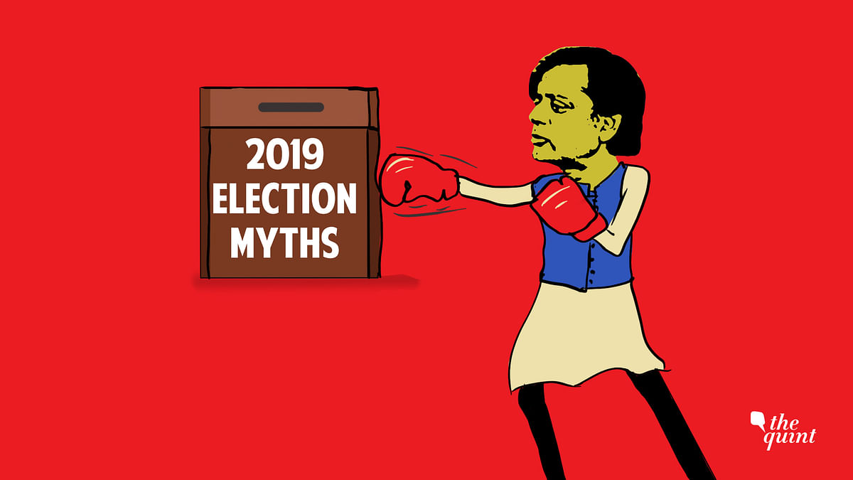 2019 Polls Busted 6 Myths That Congress Must Remember: Tharoor
