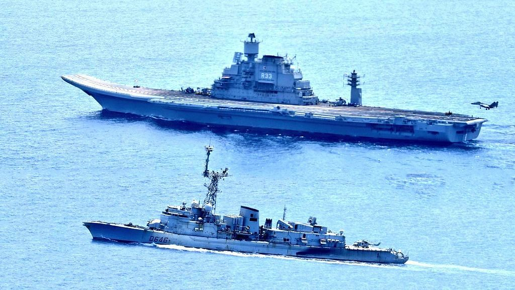 India, France Hold Biggest Naval Exercises – With One Eye on China