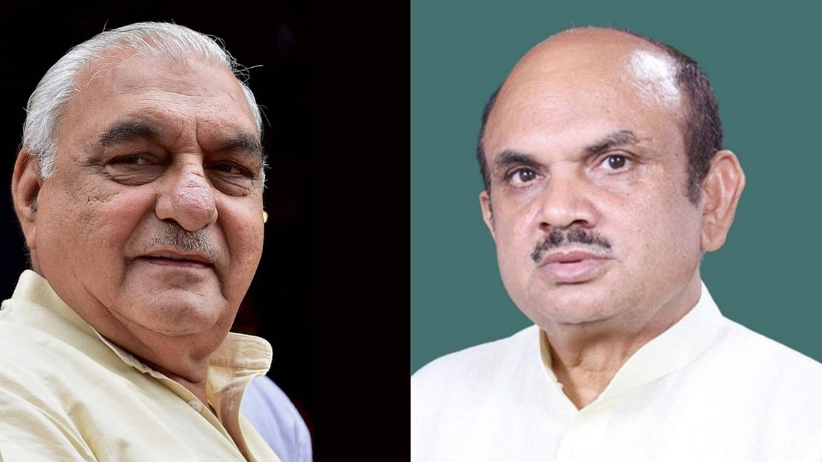 Congress' Bhupinder Singh is locked in a fight with ex-Congress member and BJP candidate, Ramesh Chander Kaushik.