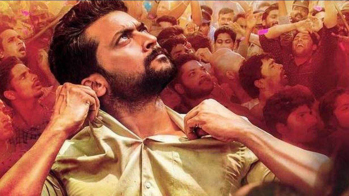 In 'NGK' Selvaraghavan Is Back, so Is Suriya