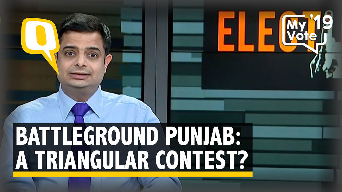 LS Elections: Will Punjab See a Triangular Contest in the Polls?