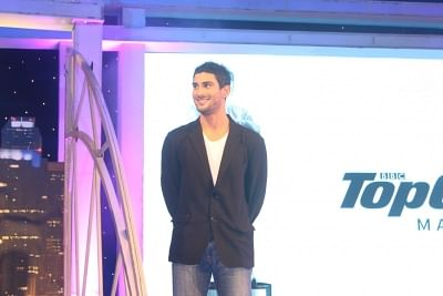 Prateik Babbar. (Photo: IANS)
