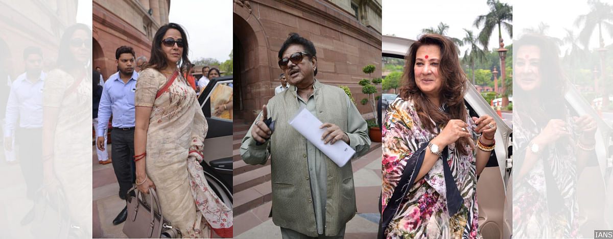 Celebrity Members of Parliament have logged lower attendance, participated in fewer debates, asked fewer questions than the average of all MPs in the 16th Lok Sabha.