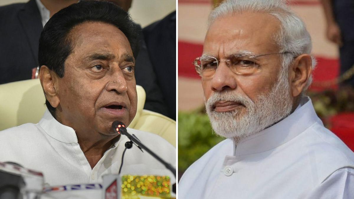Cong Made 1984 Riot Accused MP CM: PM Modi Jibes at Kamal Nath