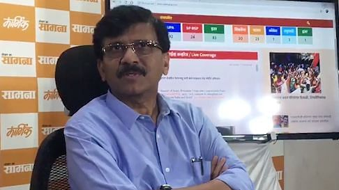 Don't Be Surprised If Sena Comes to Power in Delhi: Raut Warns BJP
