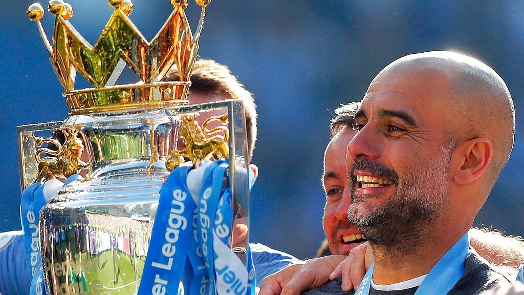 Key Moments as Man City Beat Liverpool to PL Title by One Point