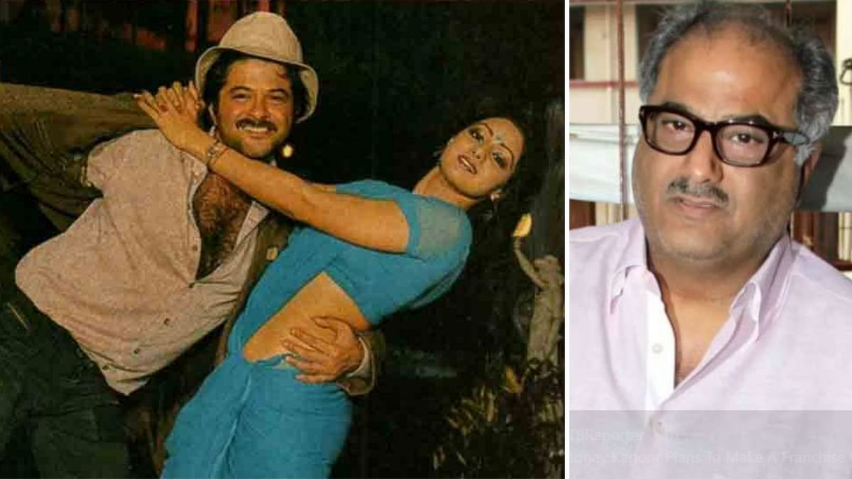 Boney Kapoor Confirms 'Mr. India' Reboot, Twitter Unhappy
