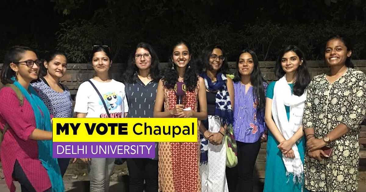 Delhi S Students On Why Women S Safety Is An Election Issue