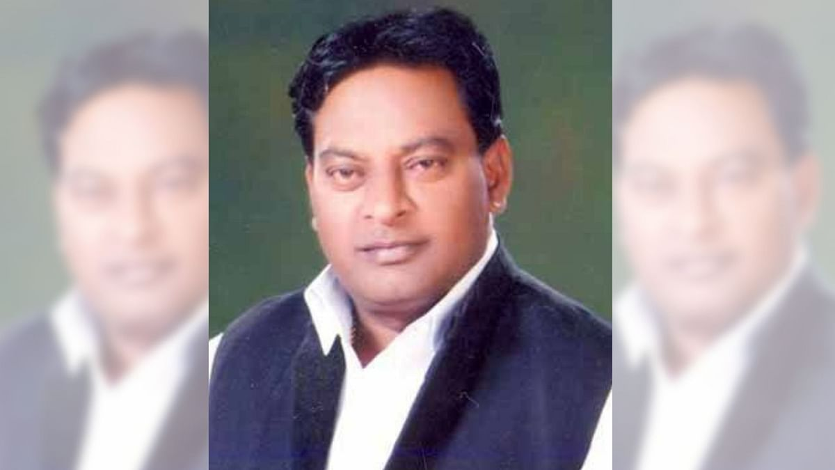 Former SP MP Kamlesh Balmiki Found Dead Inside His House in UP