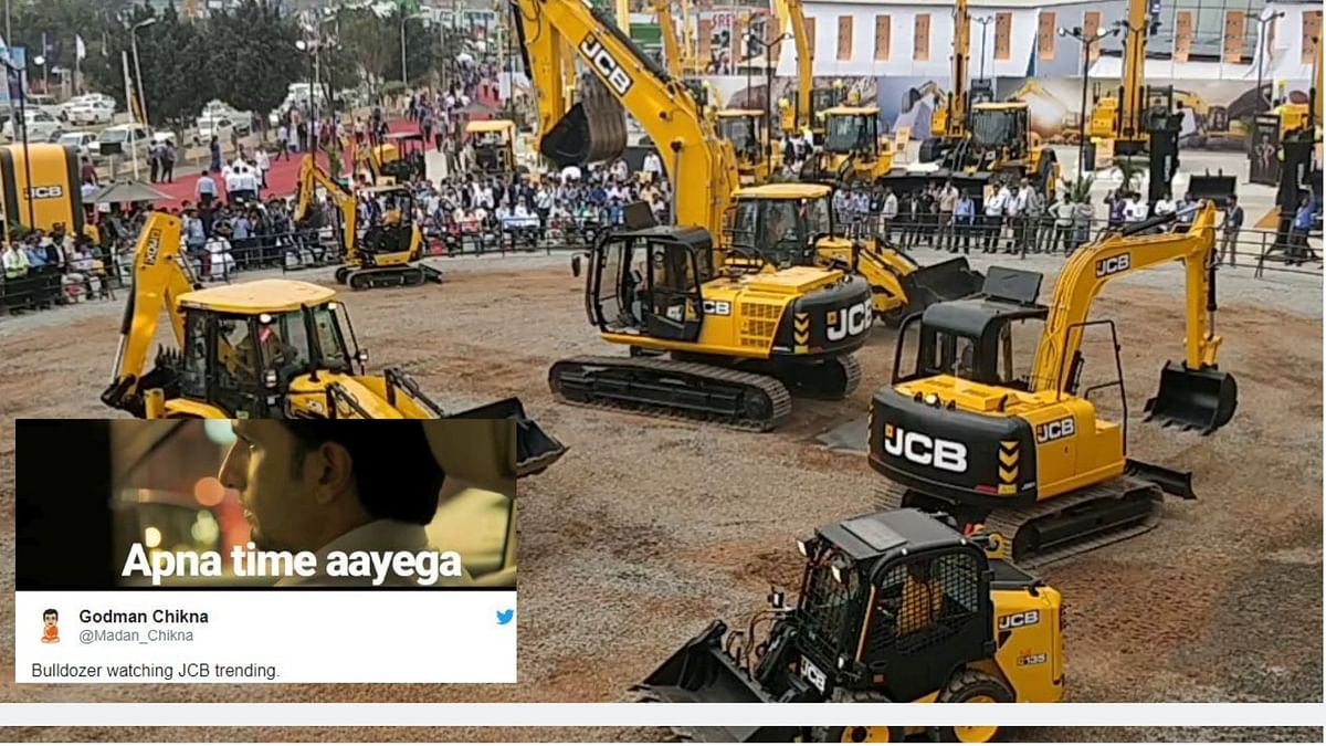 What is #JCBKiKhudayi? New Addition to the Meme-ers Treasure Box?
