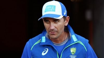 Australia coach Justin Langer is taking a break from the team when it travels to India.