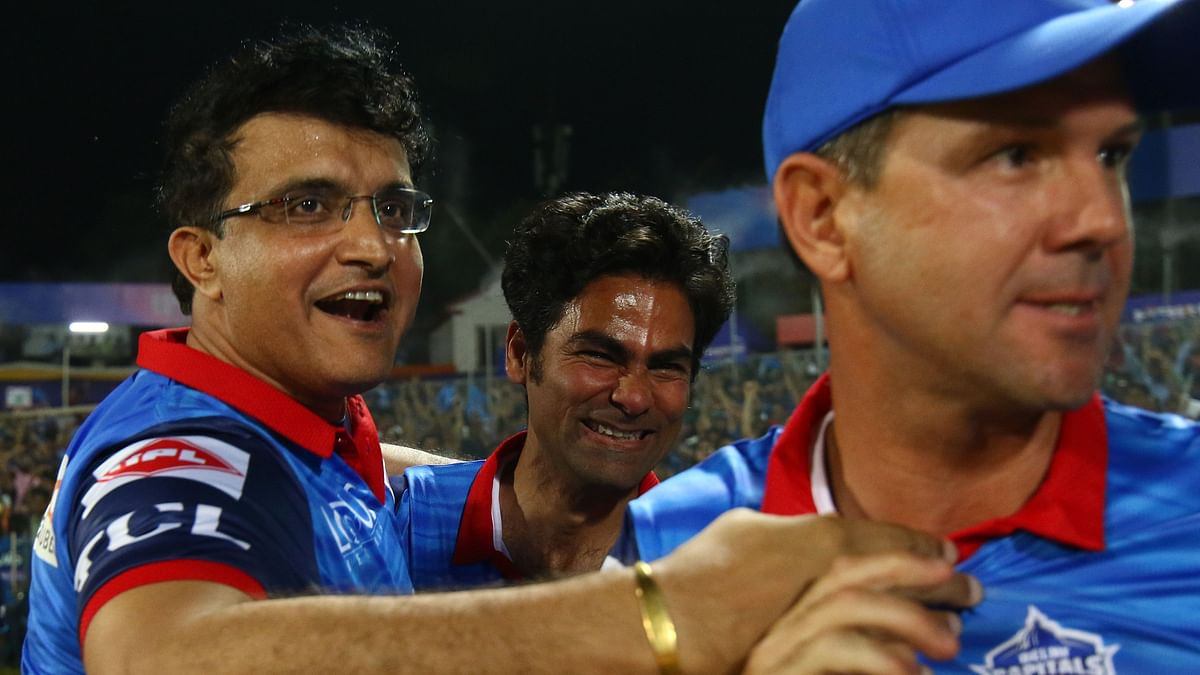 The Ganguly-Ponting combo changed the fortunes for Delhi this season.