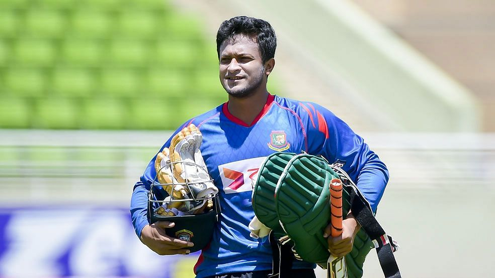 Shakib will be Mortaza's go to man in the World Cup both with bat and ball.