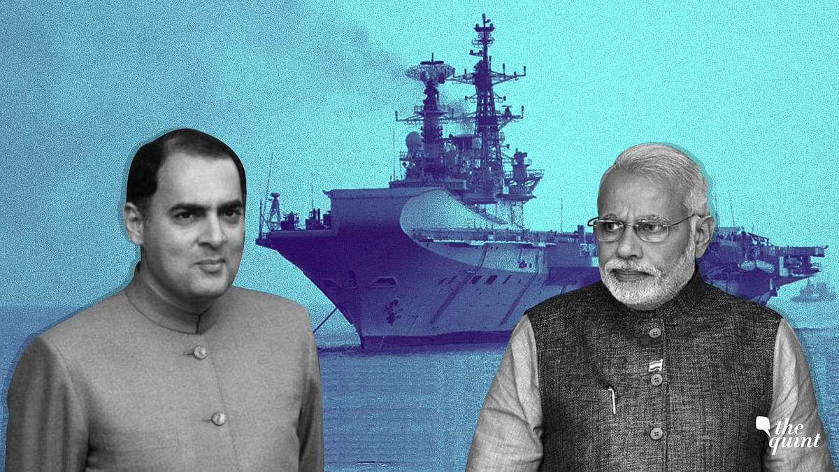 Did Rajiv Gandhi Use INS Viraat as a 'Personal Taxi' as PM Claims?