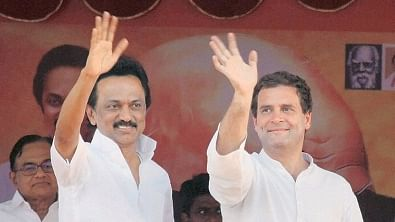 Rubbishes exit polls though they give DMK the edge in TN.