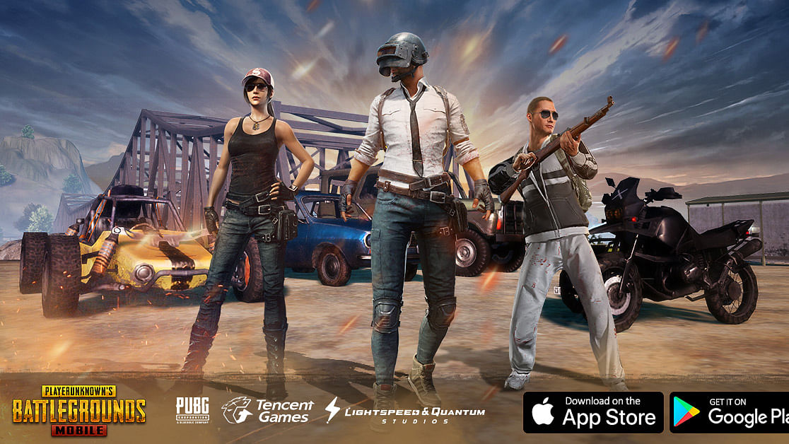 PUBG is an online multiplayer game.