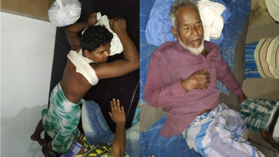 West Bengal: Father-Son Duo Beaten By BSF For Carrying Beef