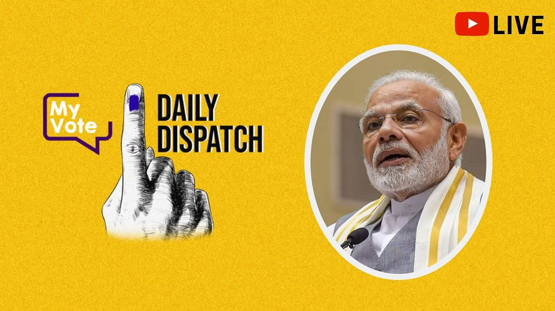 Daily Dispatch: Is the Election Commission Biased Towards PM Modi?