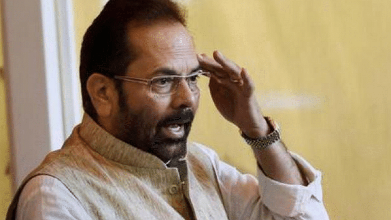 India Wants Permanent PM, Not Contractual One: Mukhtar Abbas Naqvi