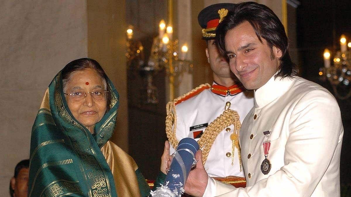 I Didn't Want to Accept the Padma Shri: Saif Ali Khan