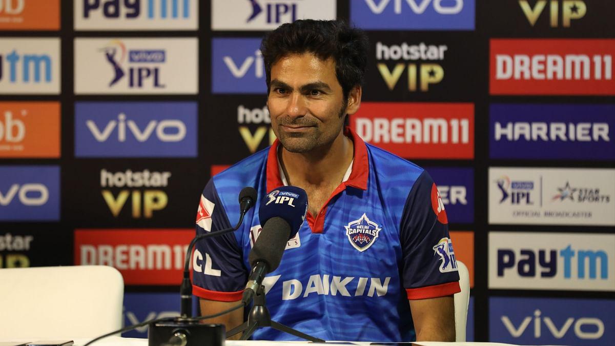 Kaif spoke highly about Amit Mishra and Ishant Sharma's performance this season.