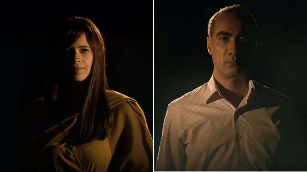 <i>Sacred Games </i>season two will feature Kalki Koechlin and Ranvir Shorey.