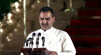 Tikaits and Ajit Singh got upstaged by pro-Hindutva leaders like BJP's Sanjiv Baliyan.
